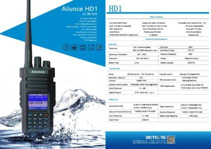 Ailunce HD1